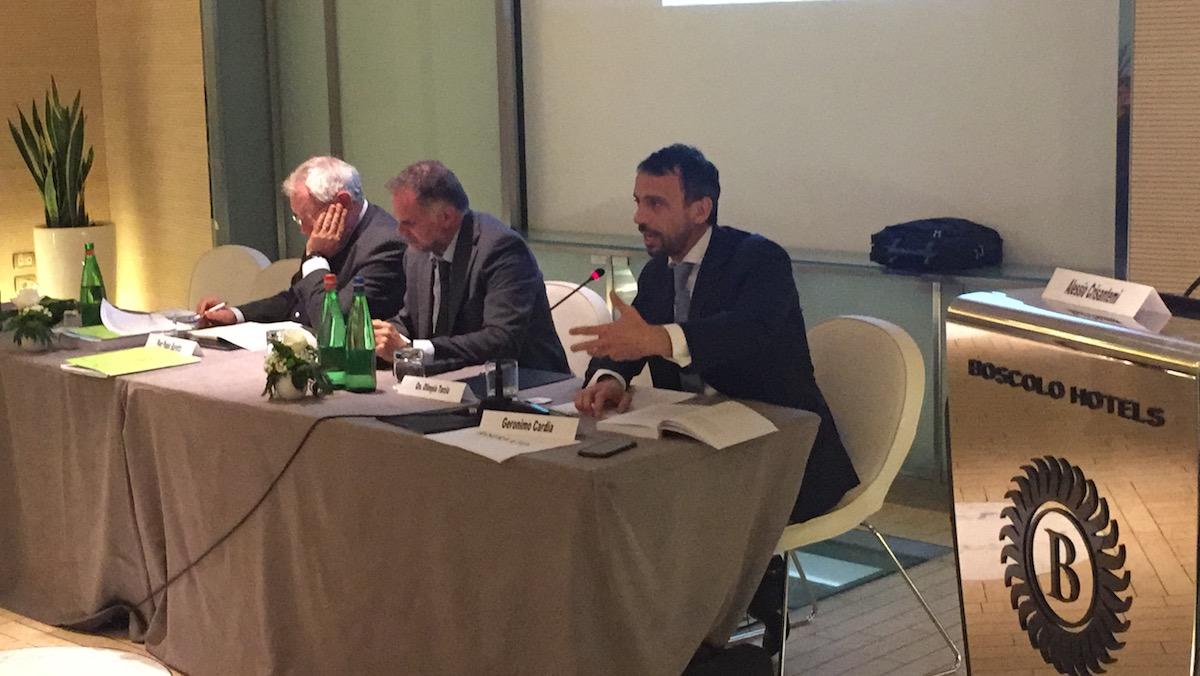 Conferenza La Questione territoriale - aprile 2016 - 6
