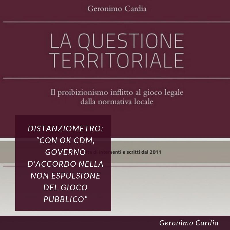 Geronimo Cardia